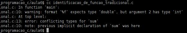 identificação de função método tradicional