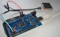 Interface gps entre arduino e gt-3731