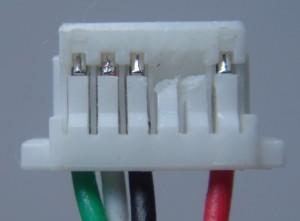conector receptor gps