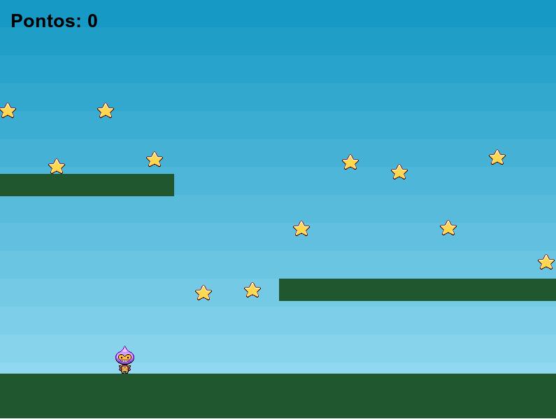 Tela inicial jogo em html5 com phaser